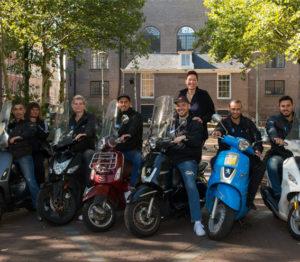 Team Veldwerk Amsterdam